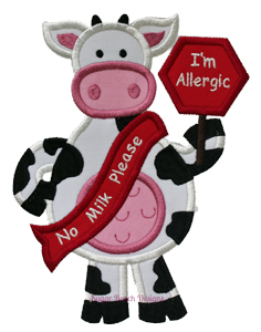 Cow Allergic to Milk-Cow Allergy Health Milk