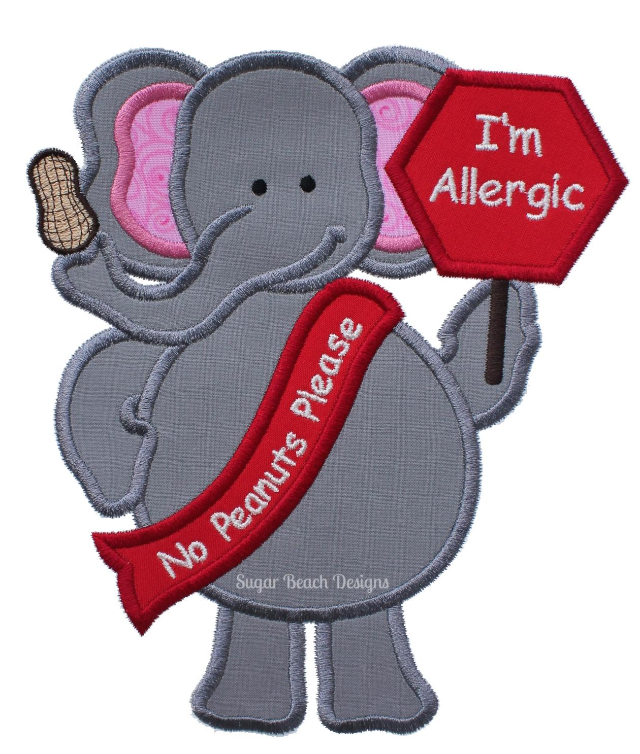 Elephant Allergic to Peanuts-Peanuts Elephant Allergy Health