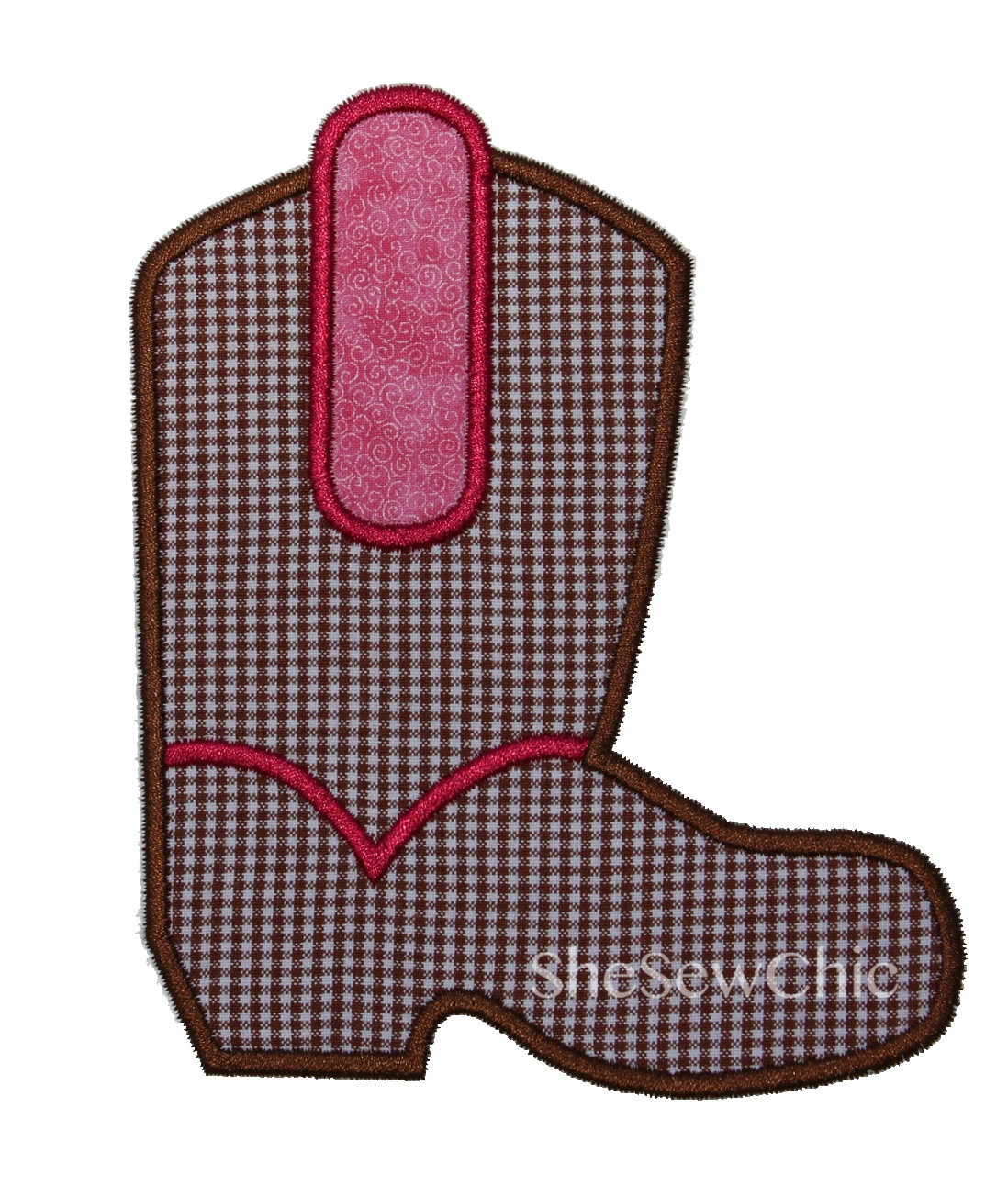 Cowboy Boot-Cowboy Boot Boot Cowgirl Western SheSewChic