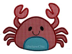 Crab1-Crab Sea Ocean SheSewChic