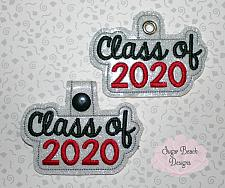 ITH Class of 2020 Key Fob
