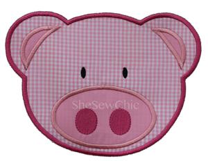 Piggy-Pig, Farm, Animal