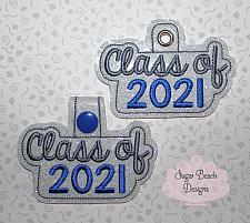 ITH Class of 2021 Key Fob-ITH, School, Class, Senior, 2021, Fob, Key, Snap