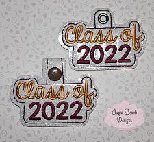 ITH Class of 2022 Key Fob-ITH, Key, Fob, Class, Senior, Fob, 2022