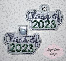 ITH Class of 2023 Key Fob