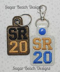 ITH SR20 Key Fob