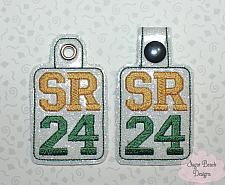 ITH SR24 Key Fob-ITH, Senior, Class, Fob, 2024, 24