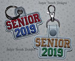 ITH Senior 2019 Key Fob