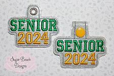 ITH Senior 2024 Key Fob-ITH, Key, Snap, 2024, 24, graduation, senior, class, fob