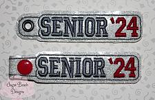 ITH Senior '24 Key Fob-ITH, Senior, Class, 2024, 24, fob, graduation