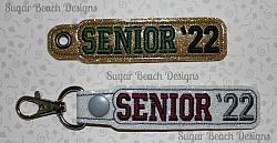 ITH Senior '22 Key Fob