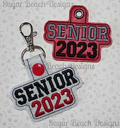 ITH Senior 2023 Key Fob