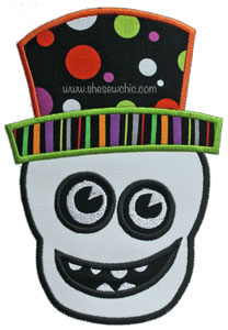 Silly Boy Skeleton-Skeleton, Halloween, Skull