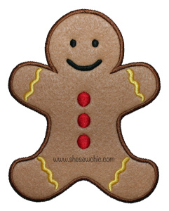 Gingerbread Boy-Gingerbread Boy Christmas